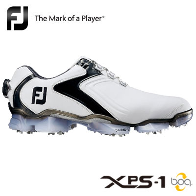 FOOTJOY [フットジョイ] XPS-1 Boa 2015 メンズ ゴルフ シューズ 56007 W