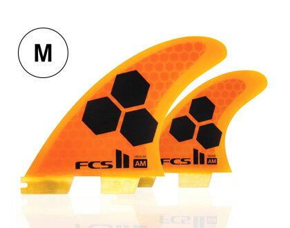 【エフシーエスツー】 (FCS2) アルメリックトライクアッドミディアム AM PC Tri Set Tri-quad fin Retail Fins M パフォーマンスコア PARFORMANCE CORE 5本セット送料無料ポイント増量/サーフ サーフィン サーファー SURFIN SURF SURFER エーエム ALMERRICK