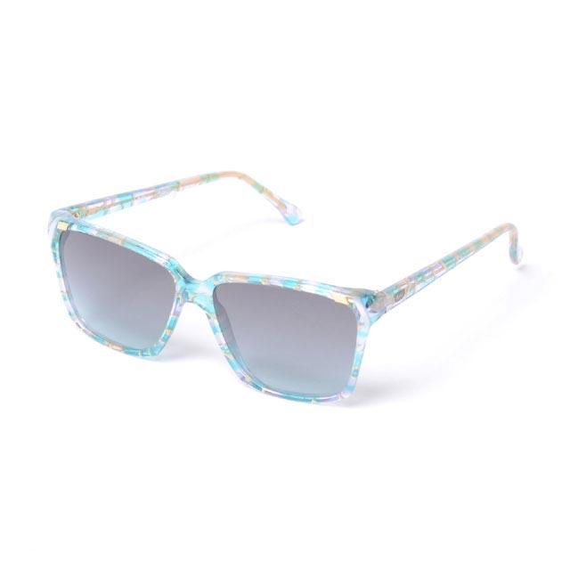 インポートブランド (import brand) ヴィンテージサングラス 柄 ライトブルーvinsunglasses4lb 2017SS レディース春夏新作 送料無料 正規取扱