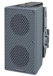 パナソニック 屋外対応型スピーカーシステムWS-BW120