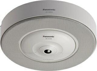 パナソニック ネットワークカメラシステム[アイプロシリーズ]関連製品ネットワークマイク・カメラキットWV-SMR10N3(WV-SMR10+WV-SF438)