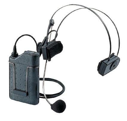 パナソニック 800MHz帯ヘッドセット型ワイヤレスマイクロホンWX-4360B