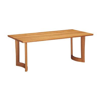 【P10倍】 カリモク オークムク材ダイニングテーブル DD6220MS幅1800 送料無料 【家具のよろこび】 【店頭受取対応商品】