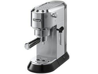 デロンギ コーヒーメーカー デディカ EC680M [メタルシルバー] [容量:2杯 エスプレッソ:○ カプチーノ:○] 【楽天】【激安】 【格安】 【特価】 【人気】 【売れ筋】【価格】