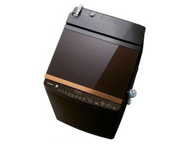 【代引不可】東芝 洗濯機 ZABOON AW-10SV6(T) [グレインブラウン] [洗濯機スタイル:洗濯乾燥機 開閉タイプ:上開き 洗濯容量:10kg 乾燥容量:5kg] 【楽天】【激安】 【格安】 【特価】 【人気】 【売れ筋】【価格】