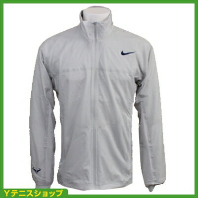 ナイキ(Nike) 2013年 ラファエル・ナダルモデル ブルロゴ入り ジャケット ダスティグレイ【あす楽】