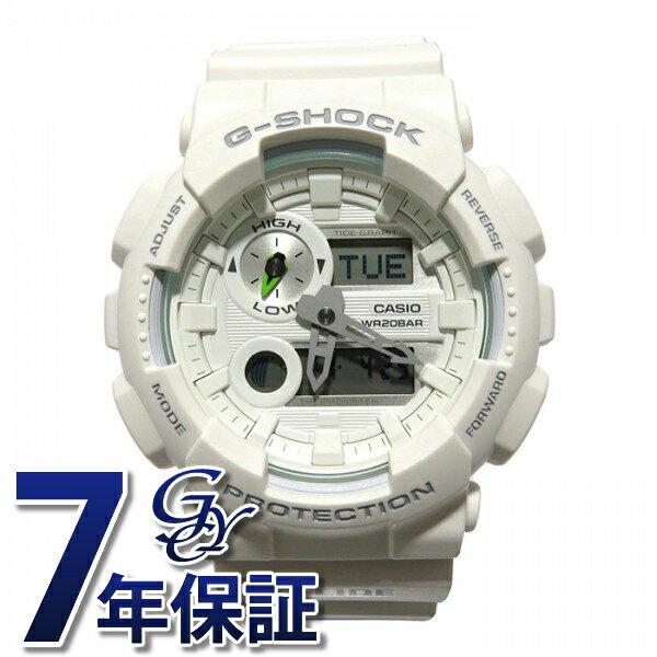 カシオ CASIO G-SHOCK Gライド【正規品】 GAX-100A-7AJF ホワイト文字盤 メンズ 腕時計 【新品】