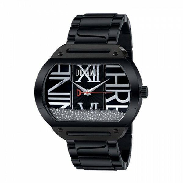 デュナミス DUNAMIS ヘラクレス HE-B12 ブラック文字盤 メンズ 腕時計 【新品】