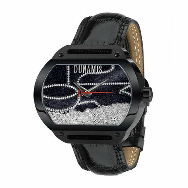 デュナミス DUNAMIS スパルタン SP-B1 ブラック文字盤 メンズ 腕時計 【新品】