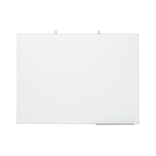 【送料無料】日学 壁掛ホワイトボード LT-12 無地 1200*900mm 白 (カテゴリー:生活用品>インテリア>雑貨>文具>オフィス用品>ホワイトボード>白板 )