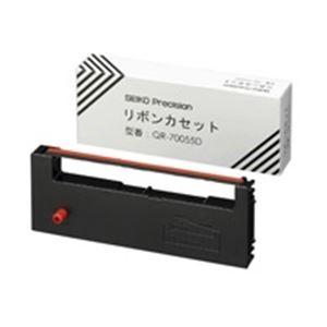 【送料無料】(業務用10セット) SEIKO(セイコー) リボンカセット QR-70055D (カテゴリー:生活用品>インテリア>雑貨>文具>オフィス用品>その他の文具>オフィス用品 )