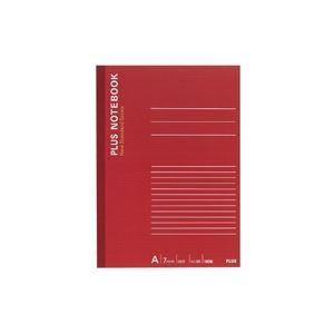 【送料無料】(業務用200セット) プラス ノートブック NO-010AS B5 A罫 (カテゴリー:生活用品>インテリア>雑貨>文具>オフィス用品>ノート>紙製品>ノート>レポート紙 )