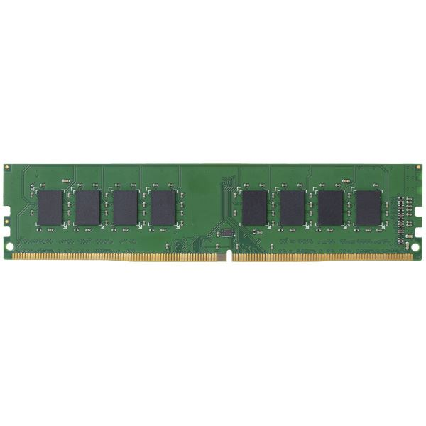 【送料無料】エレコム EU RoHS指令準拠メモリモジュール/DDR4-SDRAM/DDR4-2400/288pinDIMM/PC4-19200/8GB/デスクトップ用 EW2400-8G/RO (カテゴリー:AV>デジモノ>パソコン>周辺機器>USBメモリ>SDカード>メモリカード>フラッシュ>その他のUSBメモリ>SDカード>メモ