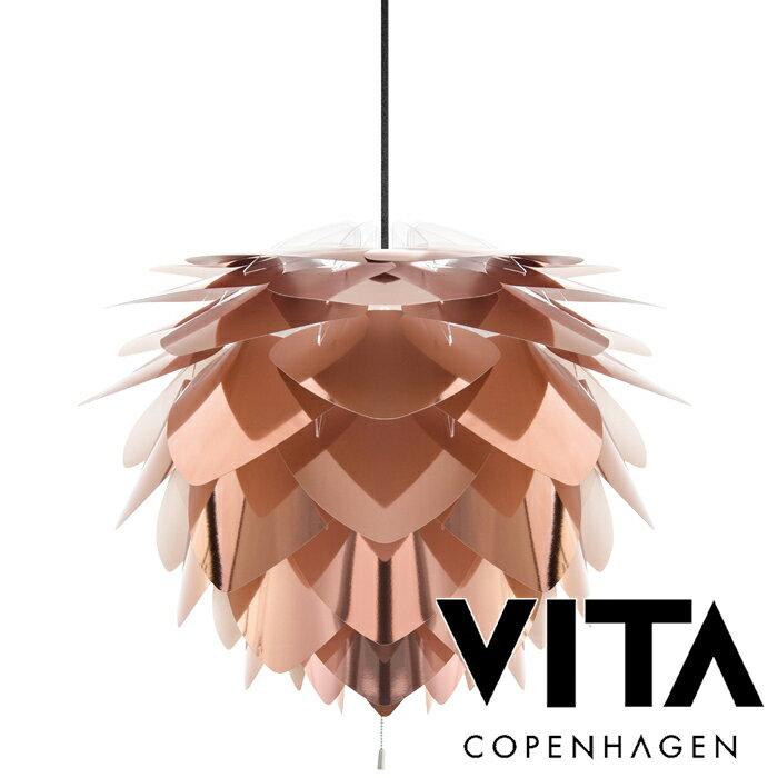 【送料無料】VITA Silvia copper ヴィータ シルヴィア コパー (3灯/ブラックコード) elux エルックス