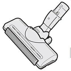【送料無料】東芝 掃除機 ヘッド クリーナー用床ブラシ 4145H524  掃除 機 TOSHIBA ※取寄せ品