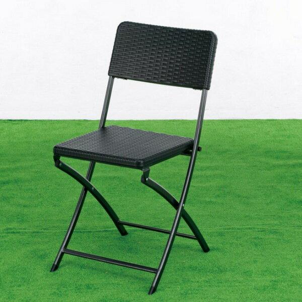 ラタン調 ガーデンチェア 4個組 YC-041お庭やベランダに置いてお茶やBBQに最適です♪完成品です 4726 イス 椅子 チェア ガーデンファニチャー ガーデニング ガーデンファニチャー BBQ ガーデンチェア