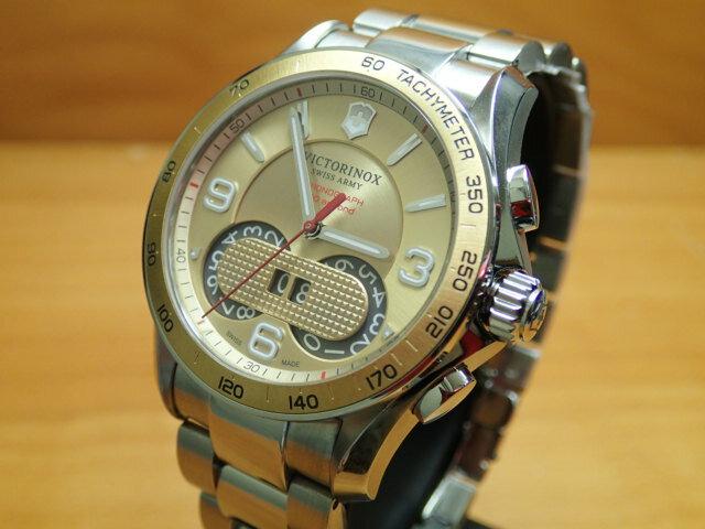 ビクトリノックス VICTORINOX 腕時計 クロノクラシック 1/100 Ref.241619