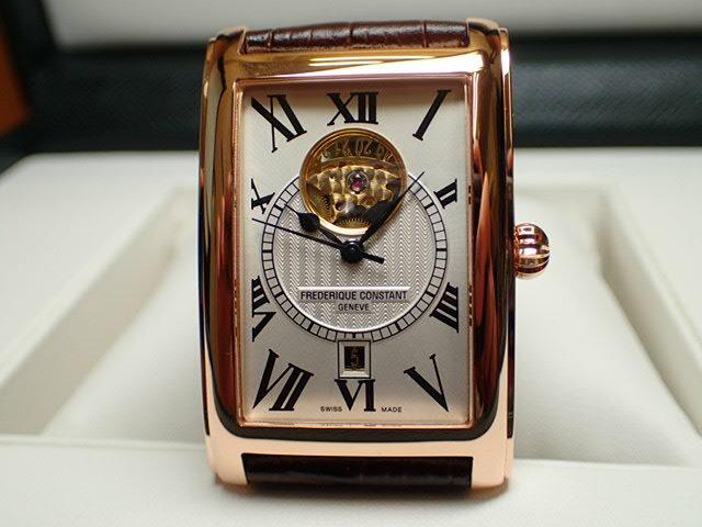 フレデリックコンスタント 腕時計 カレ ハートビート&デイト オートマチック FC-315MS4C24