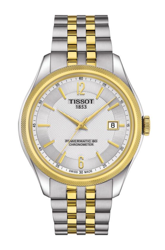 ティソ バラード 腕時計 Tissot Ballade Automatic ティソ バラード オートマティック コンビ メタルブレスレット T108.408.22.037.00 メンズ 【正規輸入品】 分割払いもOKです