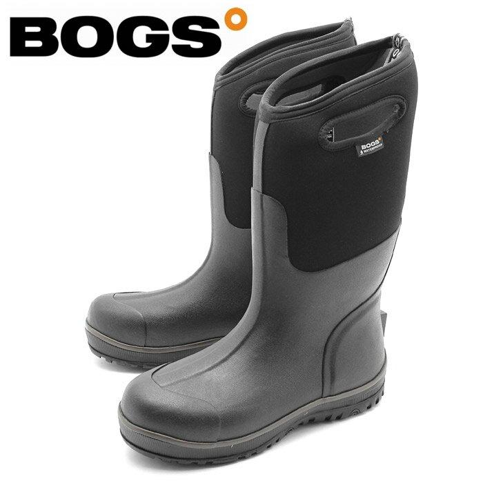 送料無料 ボグス BOGS メンズ ウルトラハイ ブラック(bogs ULTRA HIGH 51377 001)メンズ(男性用)防水 防滑 保温