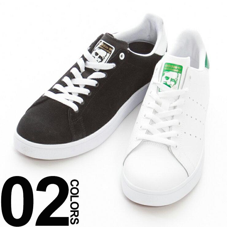 adidas (アディダス) ローカット スニーカー STAN SMITH VULCメンズ カジュアル 男性 メンズファッション 靴 シューズ 【B49618BB8743】