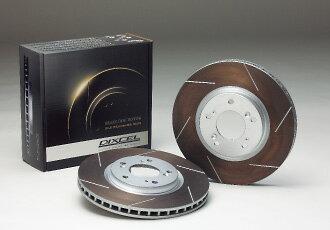DIXCEL/ディクセル ブレーキローター HS フロント デリカ カーゴ  94/5~07/01 PD5V HS341 3115S