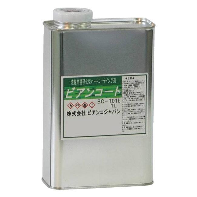ビアンコジャパン(BIANCO JAPAN) ビアンコートB ツヤ有り 1L缶 BC-101b