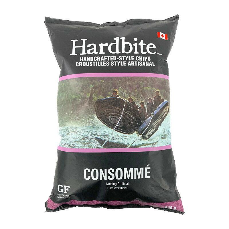 ハードバイト ポテトチップス コンソメ 625g Hardbite Consomme