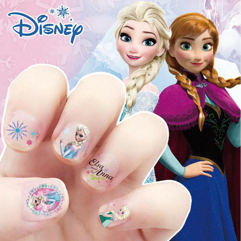 【送料無料】disney プリンセス ウォルト・ディズニー アナと雪の女王 Frozen ネイルシール 約12*8cm 34〜38枚セット G10