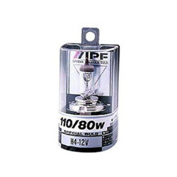 IPF ハイワッテージバルブ H4 12V110/80W HHC1211080 HHC1211080