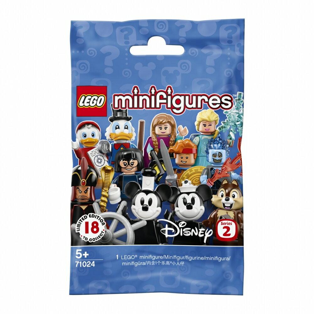 レゴ ミニフィギュア 71024 レゴ(R) ミニフィギュア ディズニー シリーズ2