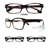 ☆定形外なら送料無料☆AirGlass:light度付メガネセット[TG0009][眼鏡セット]