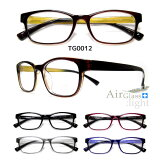 ☆定形外なら送料無料☆AirGlass:light度付メガネセット[TG0012][眼鏡セット]