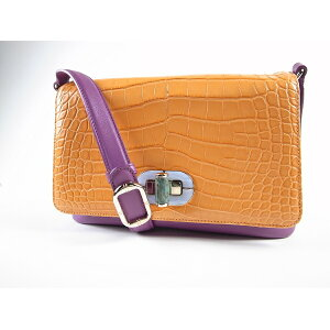 [Used] Bvlgari Isabela Rossellini Shoulder Bag Pawnshop Exhibit [Convenience store receipt compatible products]