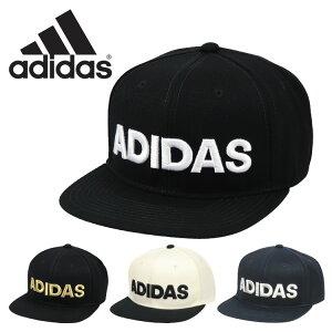 アディダス キャップ メンズ レディース adidas ADS SPORTSLINEAR SB CAP 帽子 スナップバックキャップ ベースボールキャップ スポーツ 吸湿速乾 ロゴ