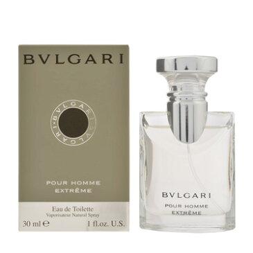BVLGARI ブルガリプールオム エクストリームEDT30ml