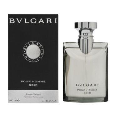 BVLGARI ブルガリプールオム ソワールEDT100ml