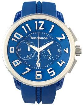 腕時計, 男女兼用腕時計 Tendence 02046020Round Gulliver Chrono