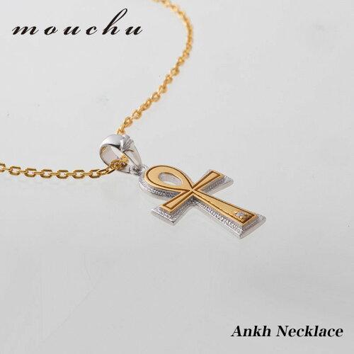 送料無料!mouchu(マウチュ) -Ankh Necklace ネックレス/アクセサリー/レディース/メンズ
