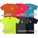 ABCスポーツ楽天市場支店で買える「[ウェア](ラケット購入者専用特典!Tシャツプレゼント!Tシャツ単品での注文不可ABCオリジナルス 「モンスター」ロゴ DRY T シャツ ネイビー×ホワイト(w-0039」の画像です。価格は1円になります。