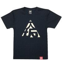 [ウェア]ABCオリジナルス「大坂」DRYTシャツネイビー×ホワイト(w-0058)