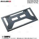 NISMO ニスモ カーボンナンバープレートリム (フロント) GT-...