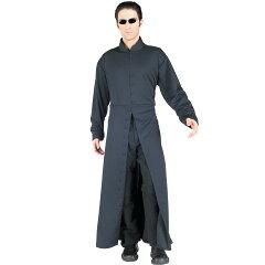 映画「マトリックス」公式 ネオ 大人用コスプレ衣装