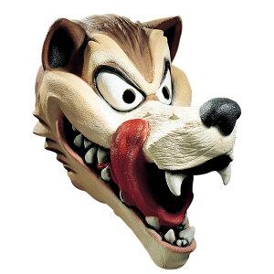 【コスプレ・マスク】赤ずきんちゃんのオオカミ大人用ハロウィンコスプレマスク/BigBadWolf