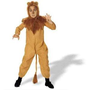 映画「オズの魔法使い」ライオン子供用【服】コスチューム/WizardofOzCowardlyLionChild6556