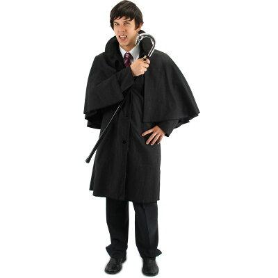 【通常便なら送料無料】映画「ダークシャドウ」 ハロウィン コスプレ バーナバスのジャケット ...