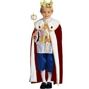 王様コスプレ衣装【ハロウィン・コスチューム】子供服・子供用/KingChild
