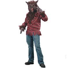 ハロウィン 衣装 コスチューム ハロウィン用 狼男 大人用ハロウィンコスプレ衣装ハロウィン 衣装・コスチューム 10P23Aug15