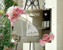 [結婚式(ウエディング)ウェルカムボード] ミラータイプのウェルカムボードは新居のインテリ...