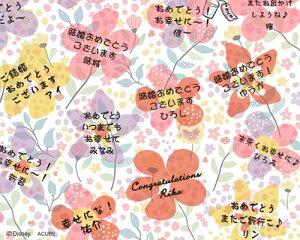 ウェルカムボード/ウェディングツリー/不思議の国のアリス(花とアリス)